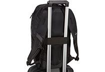 キャリーバッグに固定して持ち運べるパススルーパネル