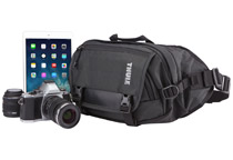 ミラーレス一眼カメラの収納に最適なスリングバッグ