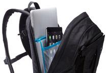 15インチMacBookを収納可能なセーフスペースを用意