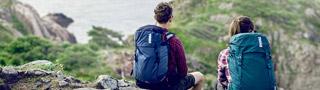 ハイキング用バックパック