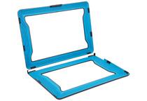 簡単装着可能なスナップオンタイプのMacBook用バンパー