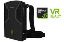 ZOTAC VR GO(バックパック型PC)