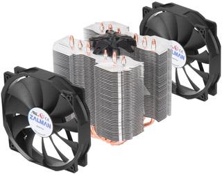冷却ファンを最大2基まで追加搭載可能