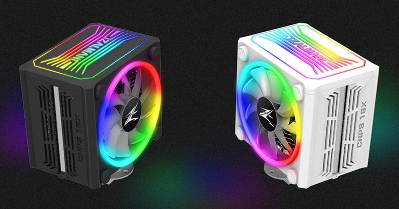 トップカバーとファンにアドレサブルRGB LEDを搭載