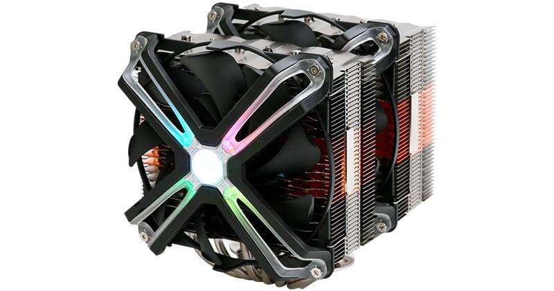 TDP 300Wまで対応した高冷却モデル