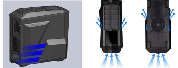 HDDの冷却を強化した新設計クーリングソリューション