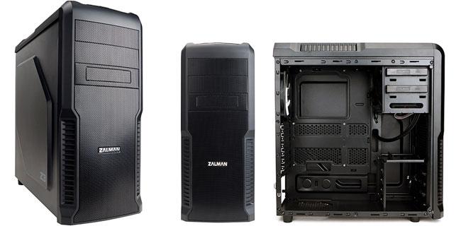 より高い冷却性能を追求し、ケースデザインをZ9シリーズより大幅に刷新