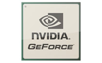 NVIDIA GeForceロゴ