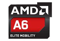 低消費電力のAMD A6-1450 APUを搭載