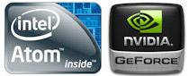 Intel Atom D2550とGeForce GT 520Mを搭載