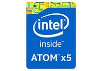 高いグラフィックス性能のIntel Atom x5-Z8300を搭載