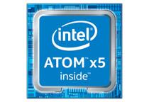 高いグラフィックス性能のIntel Atom x5-Z8350を搭載