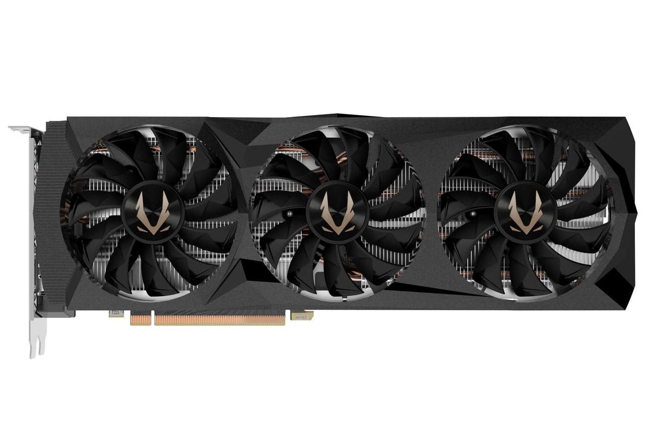 ZOTAC GAMING GeForce RTX 2080 Ti Triple Fan | ZOTAC NVIDIA