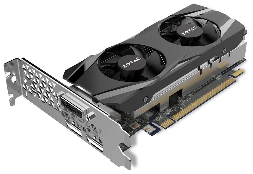 ZOTAC GeForce GTX 1050 2GB LP ...