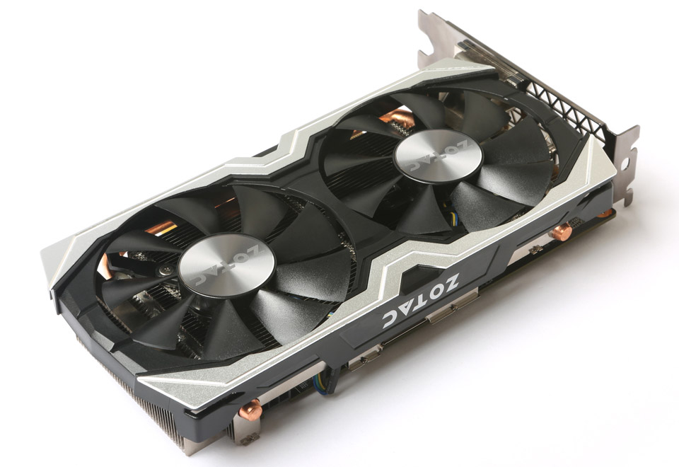 対応項目 GeForce GTX 1060 GAMING X 6G | …