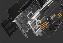 新設計のオリジナルクーラー「IceStorm」を採用