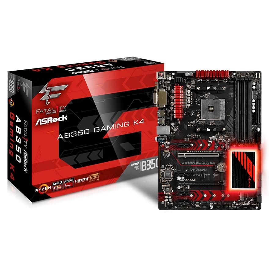 AB350 Gaming K4