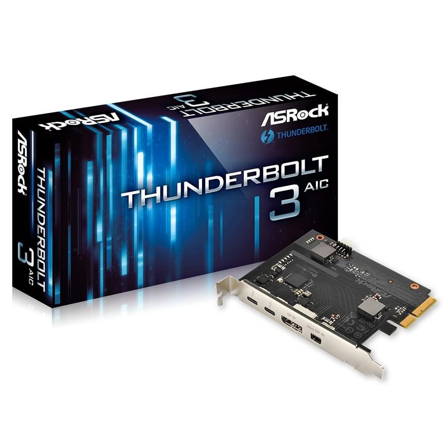Thunderbolt 3 AIC