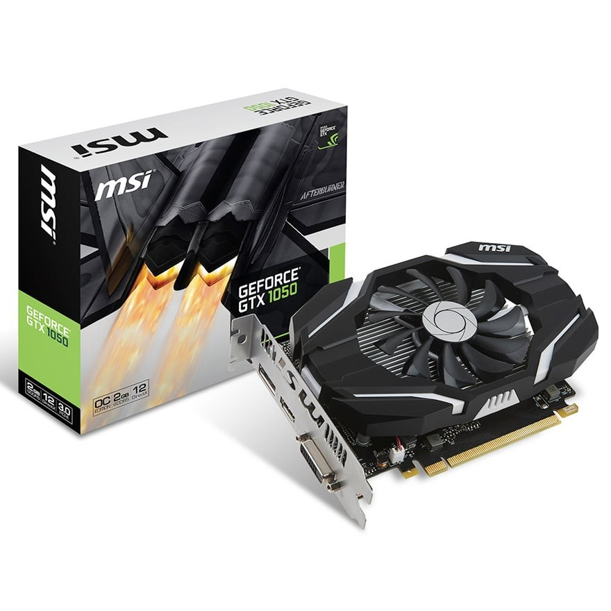 GeForce GTX 1050 2G OC
