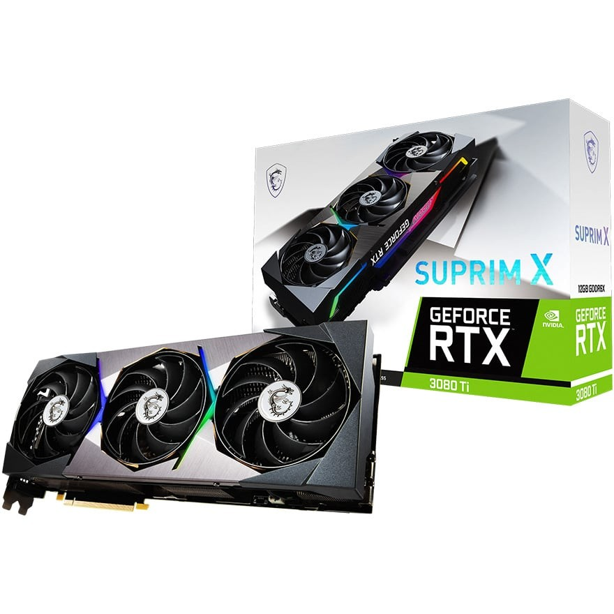 GeForce RTX 3070 Ti SUPRIM X 8G