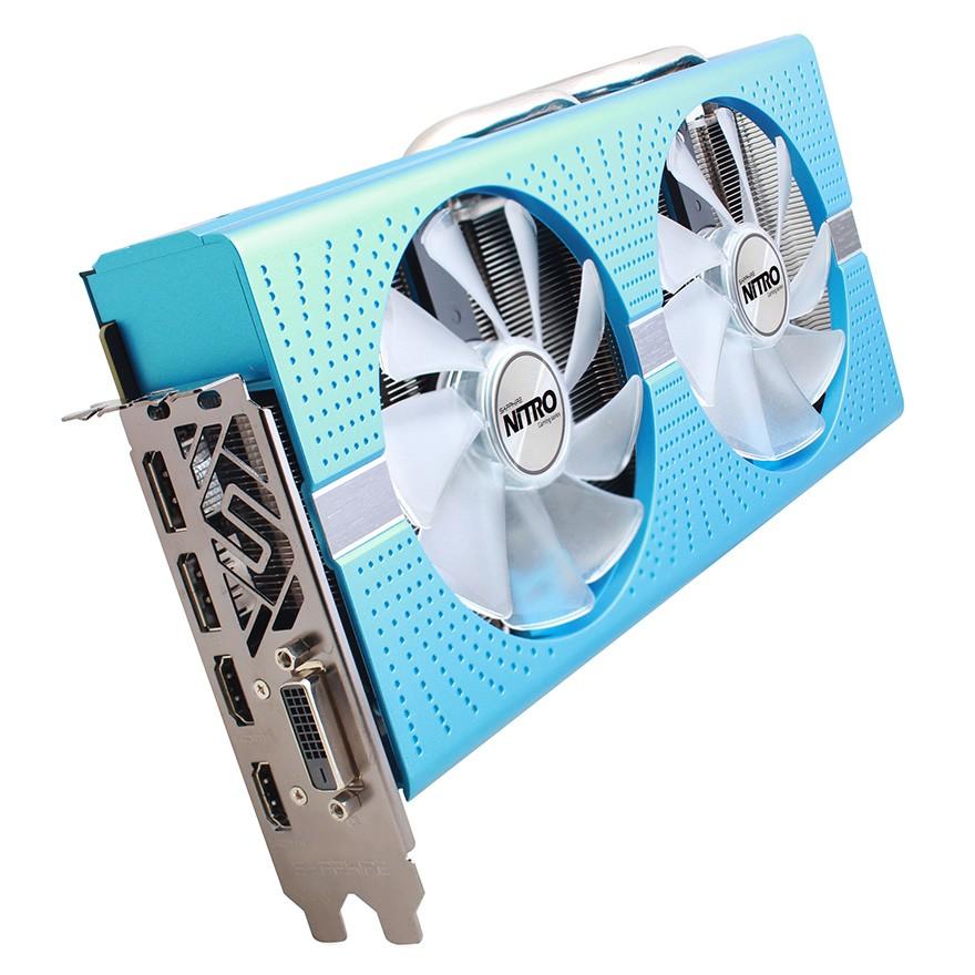 SAPPHIRE NITRO+ RADEON RX 580 8G GDDR5 SPECIAL EDITION