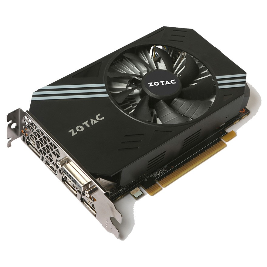 ZOTAC GeForce GTX 1060 6GB Single Fan